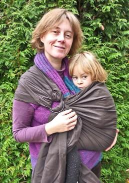 porte-bébé sling français