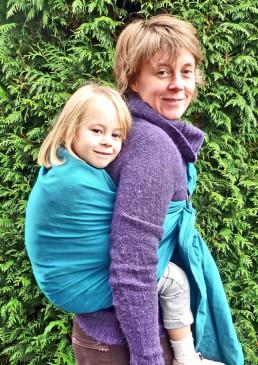 porte-bébé bio sling