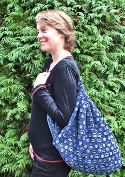 sac pour écharpes de portage