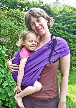 portage enfant hanche