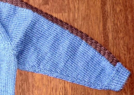 layette tricot laine