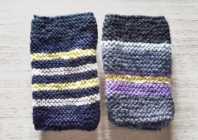 Guêtres laine jambières bébé