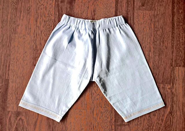 pantalon couche lavable bébé