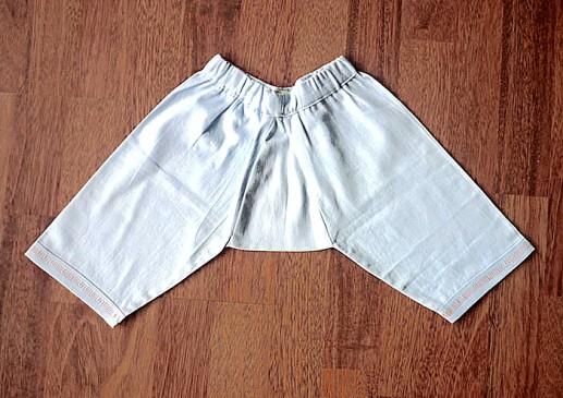 pantalon couche lavable bio