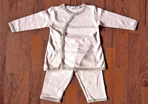 Vêtement bébé bio