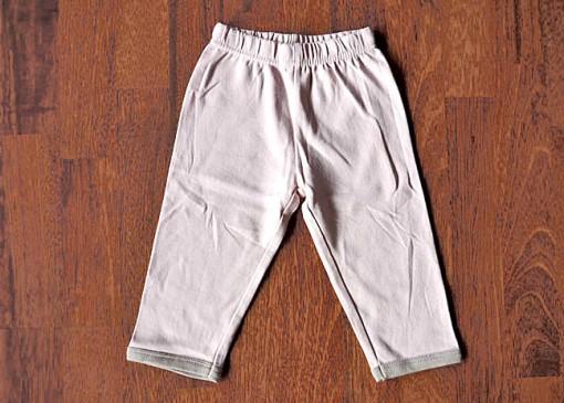 Pantalon enfant coton bio