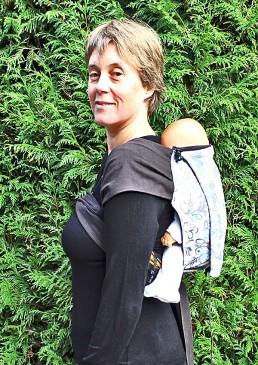 Porte-bebe mei_tai coton bio