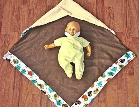 Tapis bébé change bio
