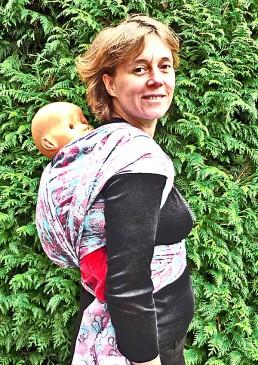 écharpes porte-bébé français