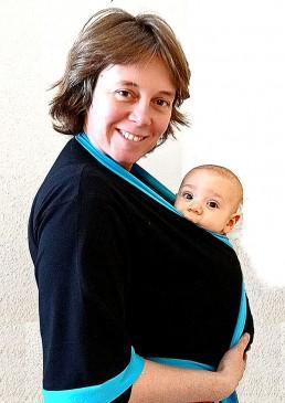 porte-bébé physiologique grossesse