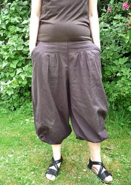 pantalon short de grossesse
