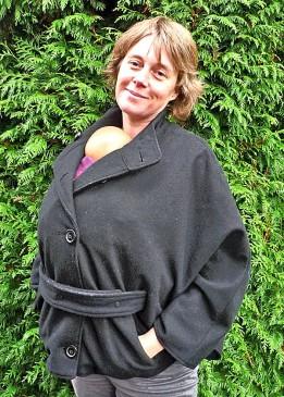 veste de portage grossesse