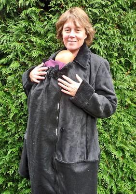 Manteaux grossesse et portage