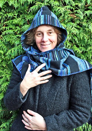 écharpe en laine pour femme