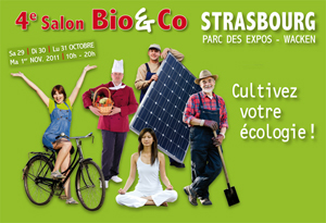 Salon Bio & Co Strasbourg