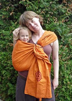 porte-bébé sling