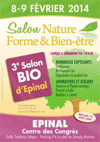 Salon bio Epinal